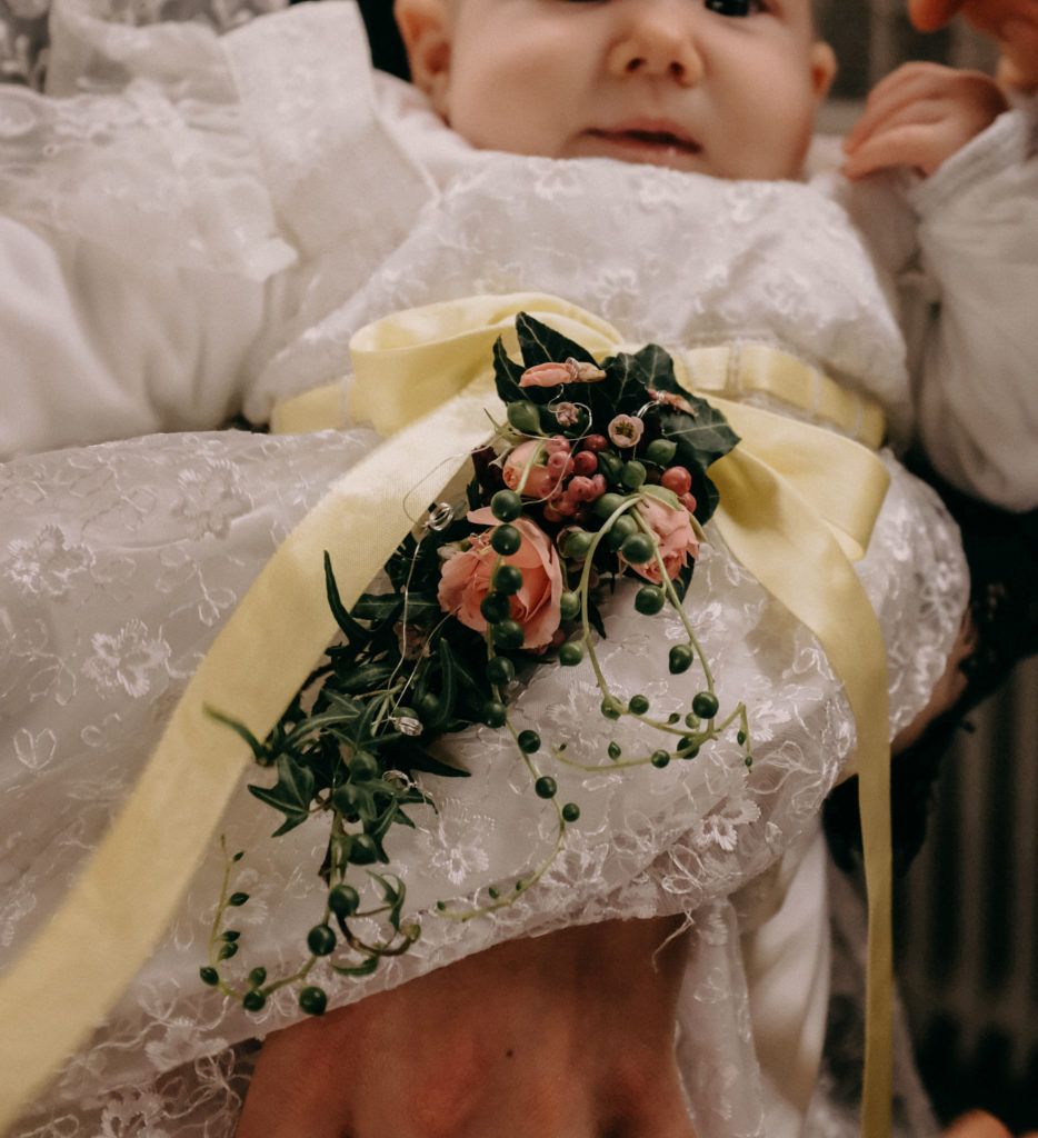 Taufe von Luise