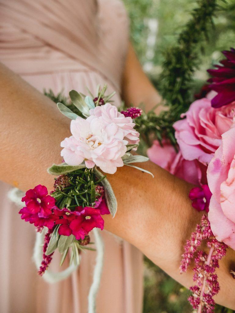 Romantische Hochzeitsinspiration